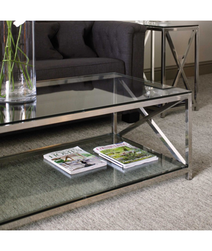 Manhattan 120cm Coffee Table