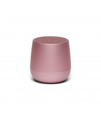 Lexon - Mino Rechargeable Pink Bluetooth Speaker