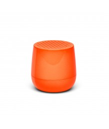 Lexon - Mino Rechargeable Flourescent Orange Bluetooth Speaker