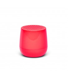 Lexon - Mino Rechargeable Flourescent Pink Bluetooth Speaker