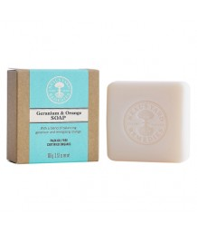 Neals Yard Remedies - Geranium & Orange Soap 100g
