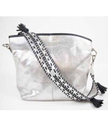 Nooki Design Marlene Shoulder Bag - Silver