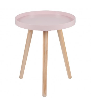 Pink Round Table (Small)