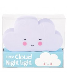 White Cloud Night Light