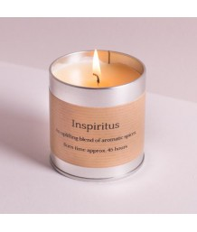 St Eval Inspiritus Scented Tin Candle