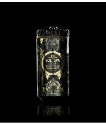 Voluspa Maison Noir - Crisp Champagne 15oz Ceramic Candle
