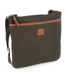 BRIC'S X-Bag Shoulder Bag Olive