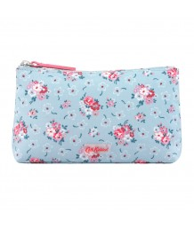 Cath Kidston -  LUCKY BUNCH MATT ZIP MAKE UP BAG